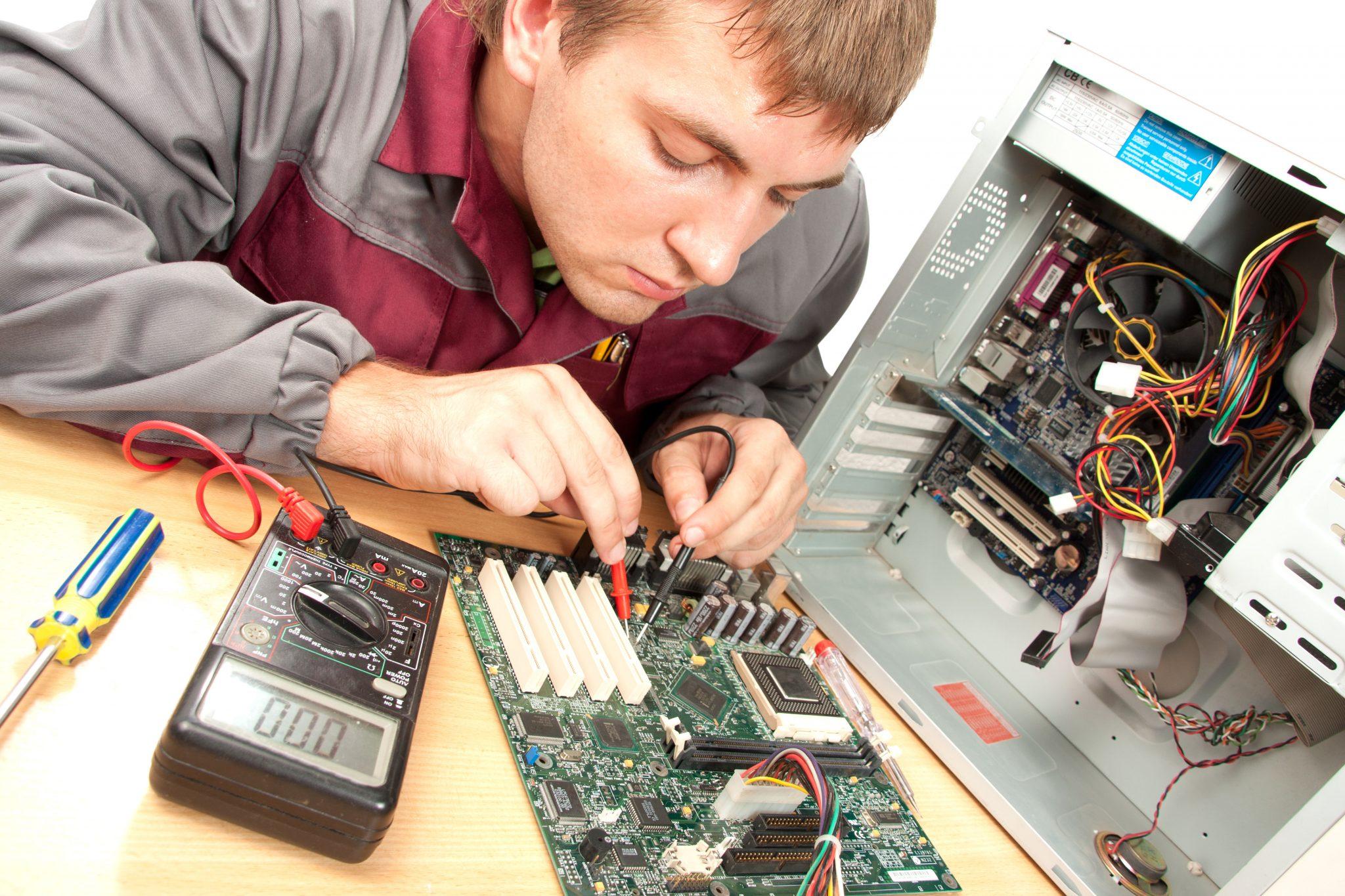 Affordable Computer Repair – Laptop Repair Technician