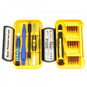 21-In-1-Premium-Screwdriver-Tweezers-Set-Repair-Tool-Kit-Fix-Laptop-PC-Watch-Xbox-Tablet