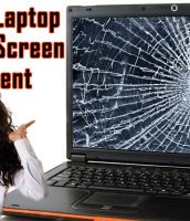 Doral Florida Laptop Cracked Screen