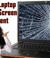 Doral Florida Laptop Cracked Screen