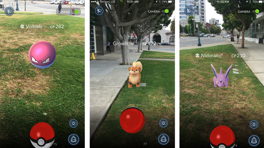 the different benefits of playing pokemon go