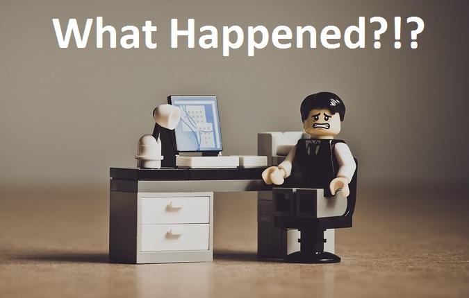 computer stops working