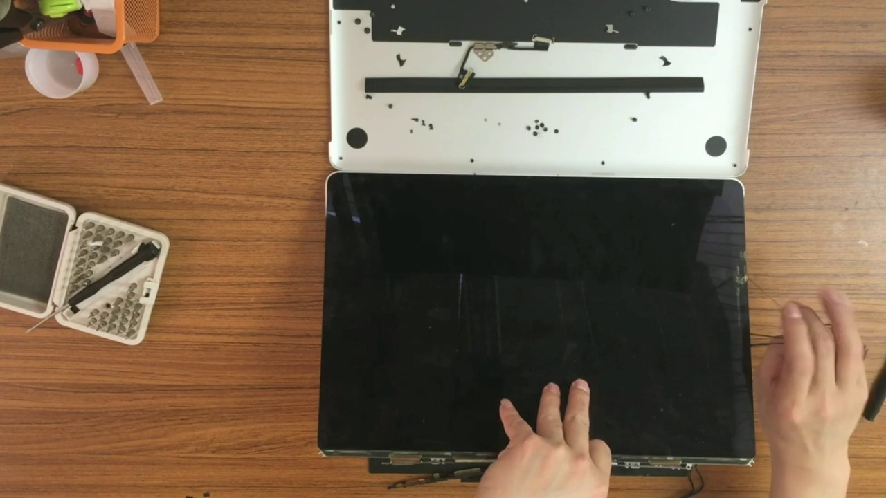 MacBook repair LCD Miami