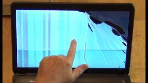 School Laptop Screen Replacement