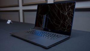 School Laptop LCD Repair